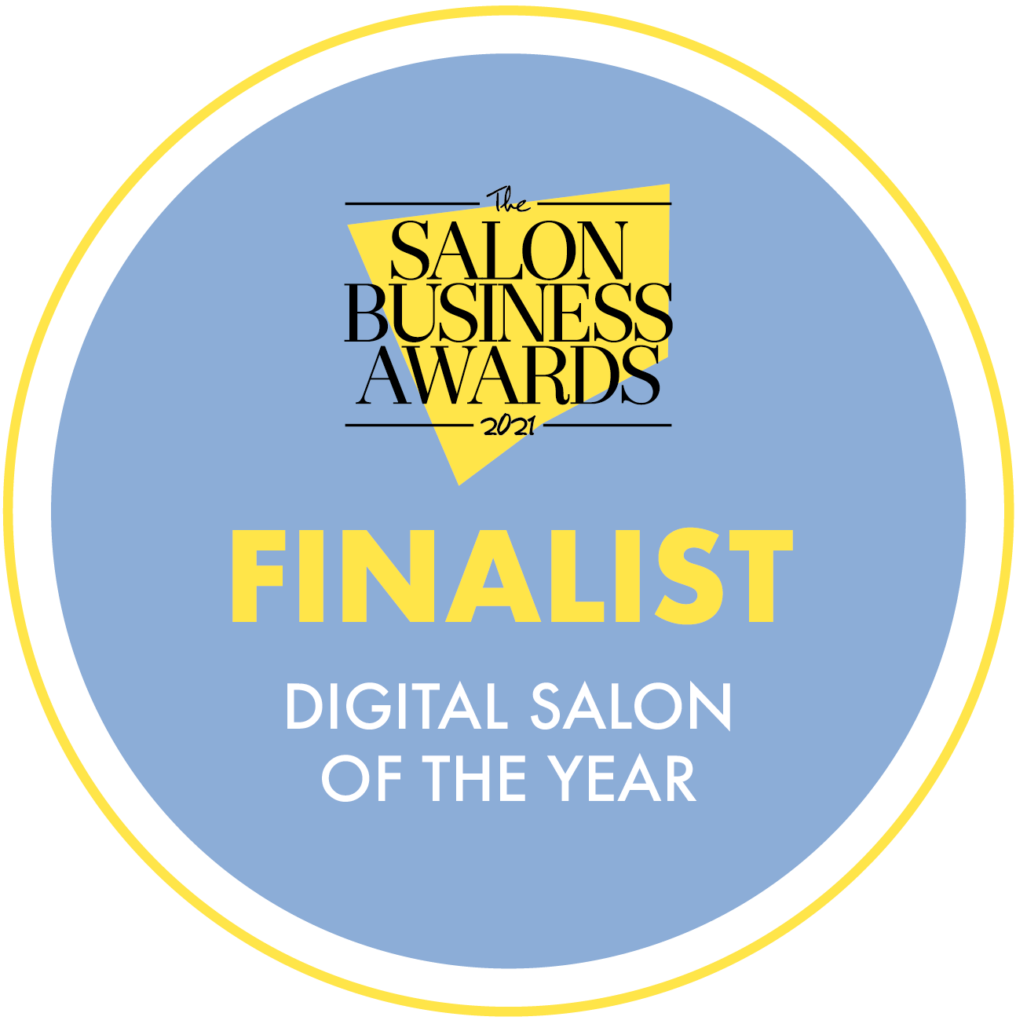 digital salon finalist badge