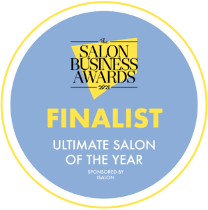 ultimate salon of the year icon