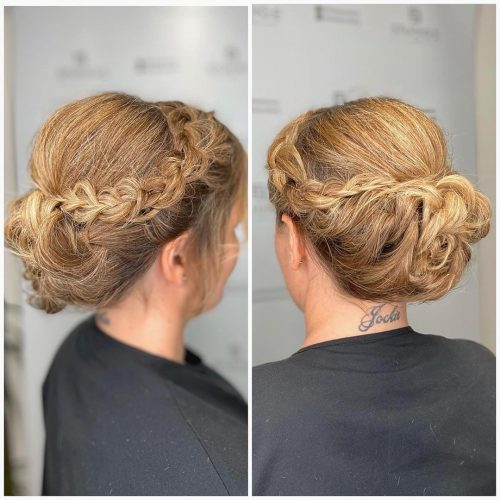 ladies hair style in oxford